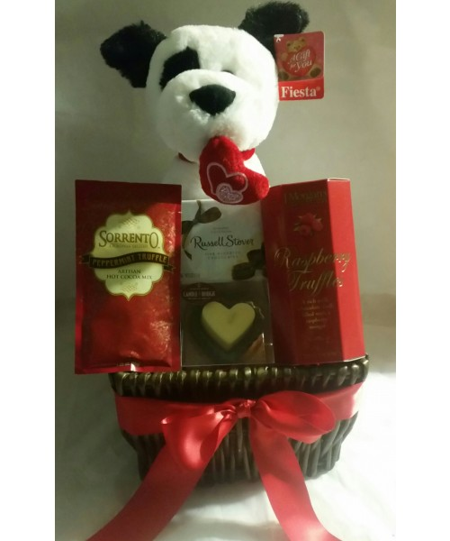 Valentine's Day Basket - Small