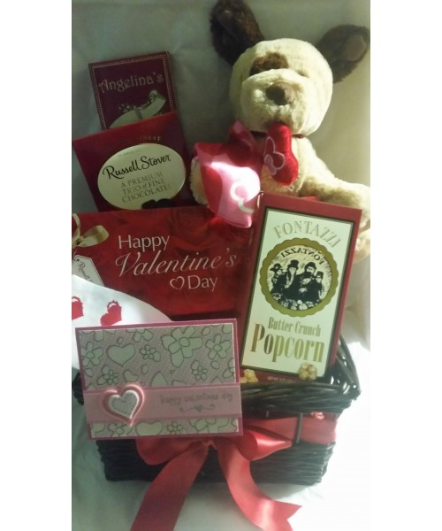 Valentine's Day Basket - Medium