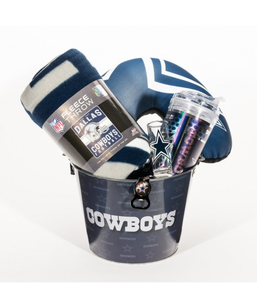 Dallas Cowboys Gift Basket | Toya's Custom Baskets