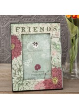 FRIENDS FLORAL FRAMES