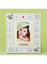 MAGNIFICENT BABY'S FIRST YEAR COLLAGE