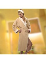 Microfiber Lined Spa Robe