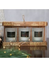 Holiday Assortment Votive Set