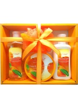 CITRUS & MANGO PARADISE 4PC GIFT SET