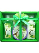 COCONUT & LIME TWIST 4PC GIFT SET