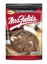 MRS. FIELDS® COOKIES - WHITE FUDGE BROWNIE COOKIE