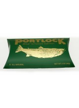 Green Smoked Salmon Fillet 2oz Pillow Pack Portlock