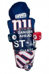 New York Giants Gift Basket
