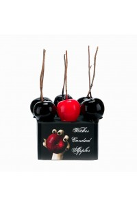 Witches Candied Apples Halloween Gift Basket