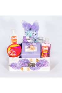 Pamper Mom Basket