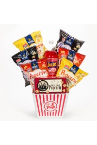 #1 Pop Popcorn Gift Basket