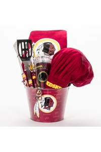 Washington Redskins Gift Basket