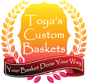 Toya's Custom Baskets logo